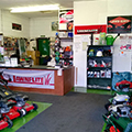 Newton Mowers and Motors Showroom Gallery Image 1